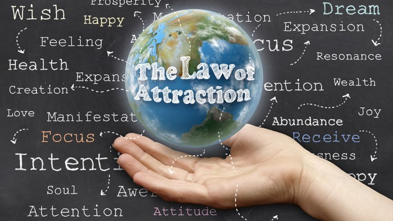 the law of attraction blog 2019