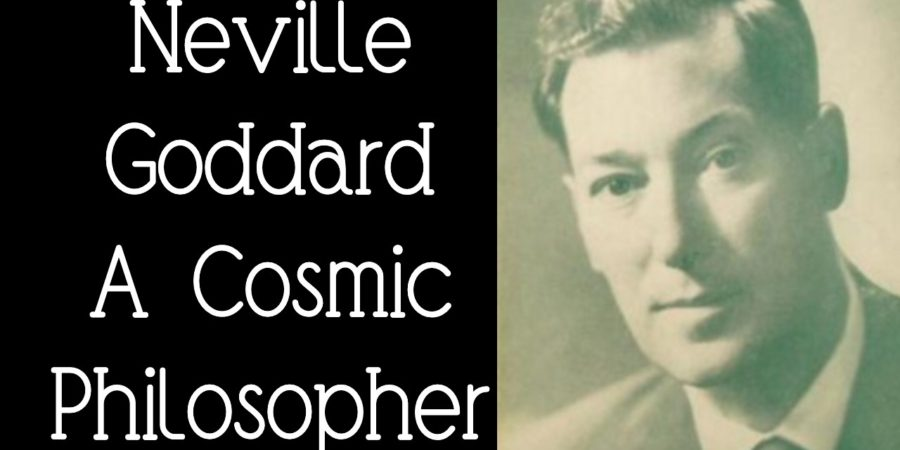 who was neville goddard?
